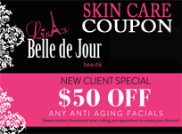 facial coupons santa monica
